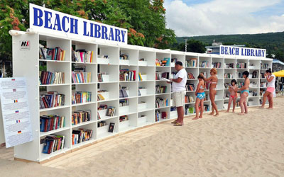 The Beach Library