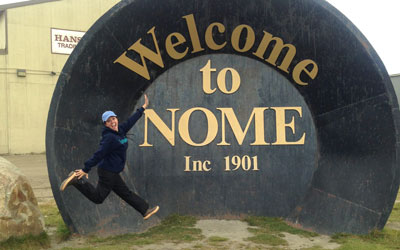 Bucket List: Nome, Alaska