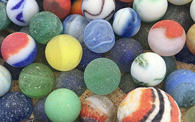 Sea Marbles: Holy Grail of the Beach
