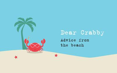 Dear Crabby: Even More Advice from the Beach