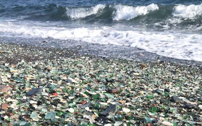 Beachcombing in Russia's Wild, Wild East: Vladivostok's Glass Beach