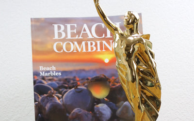 Beachcombing takes home the gold