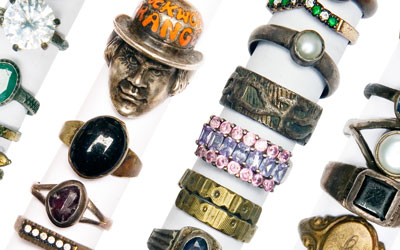 Mudlarking: Lost Jewelry from the 17th through 20th Centuries