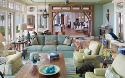 The Sea Glass Home: In Perfect Color