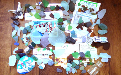 Sea Glass Swap
