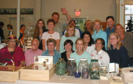 sea glass festival organizers