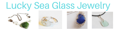 Lucky Sea Glass Jewelry
