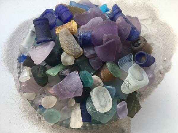 Fiona Dart Seaglass Collection