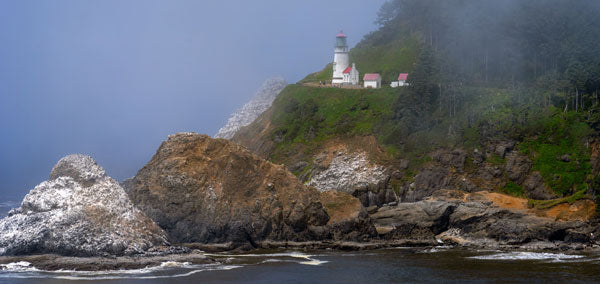 oregon haunted lighthouse