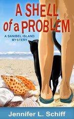 a shell of a problem mystery book beach