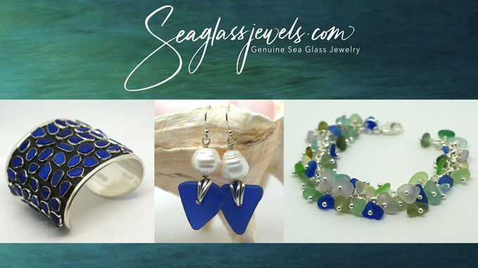 Seaglass Jewels Christina Minopetros