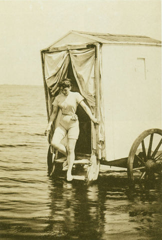 1890s bathing suit