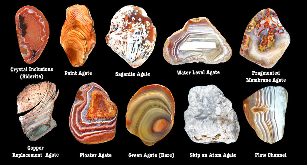 agate types from great lakes