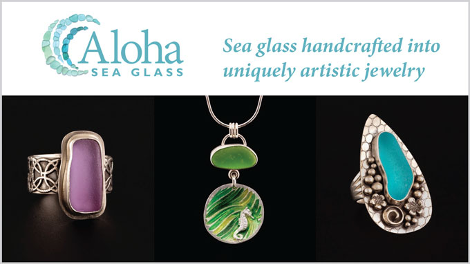Aloha Sea Glass Jewelry
