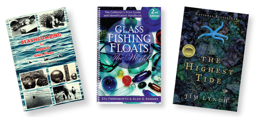 books about glass floats