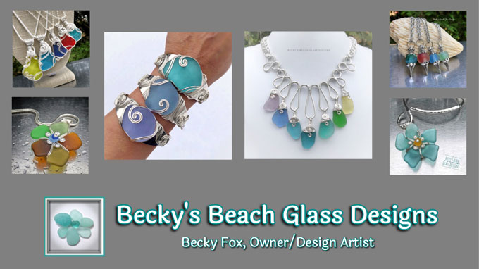 Becky's Beach Glass Designs