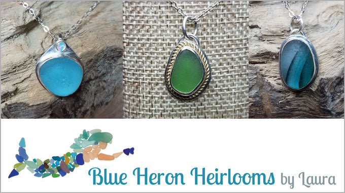 Blue Heron Heirlooms