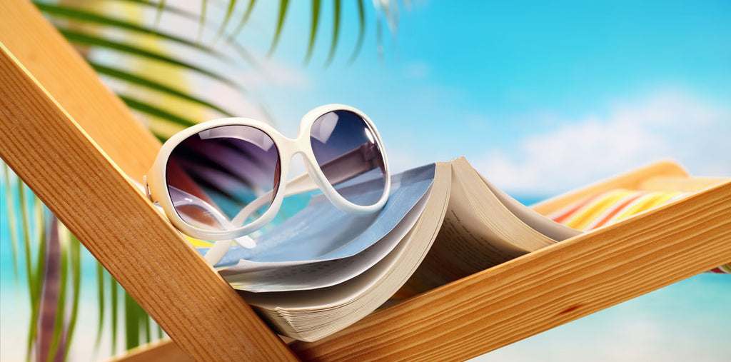 book recommendations for beach vacation