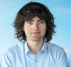 Boyon Slat (Photo Courtesy of The Ocean Cleanup)