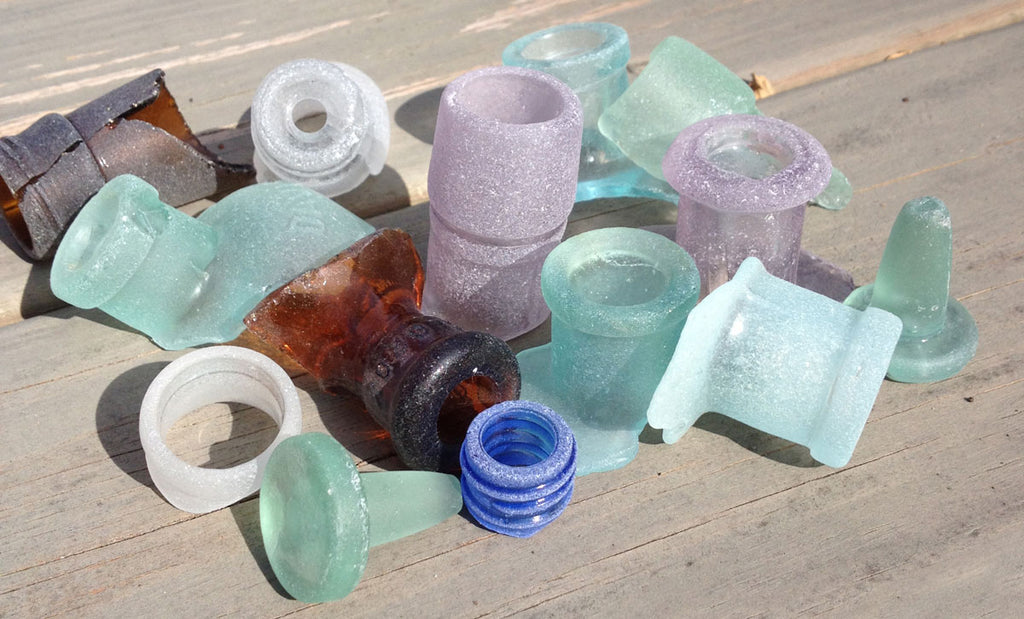sea glass from the chesapeake bay