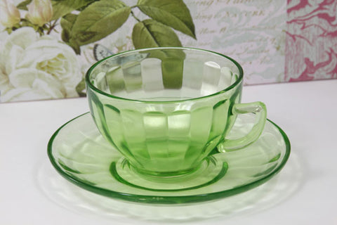 uv cup and saucer