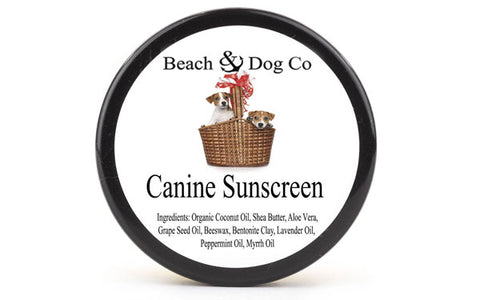 sunscreen for your dog