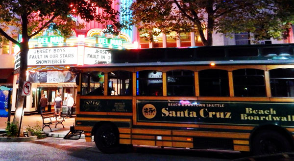 trolley theater santa cruz
