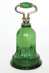 Green Avon Bottle