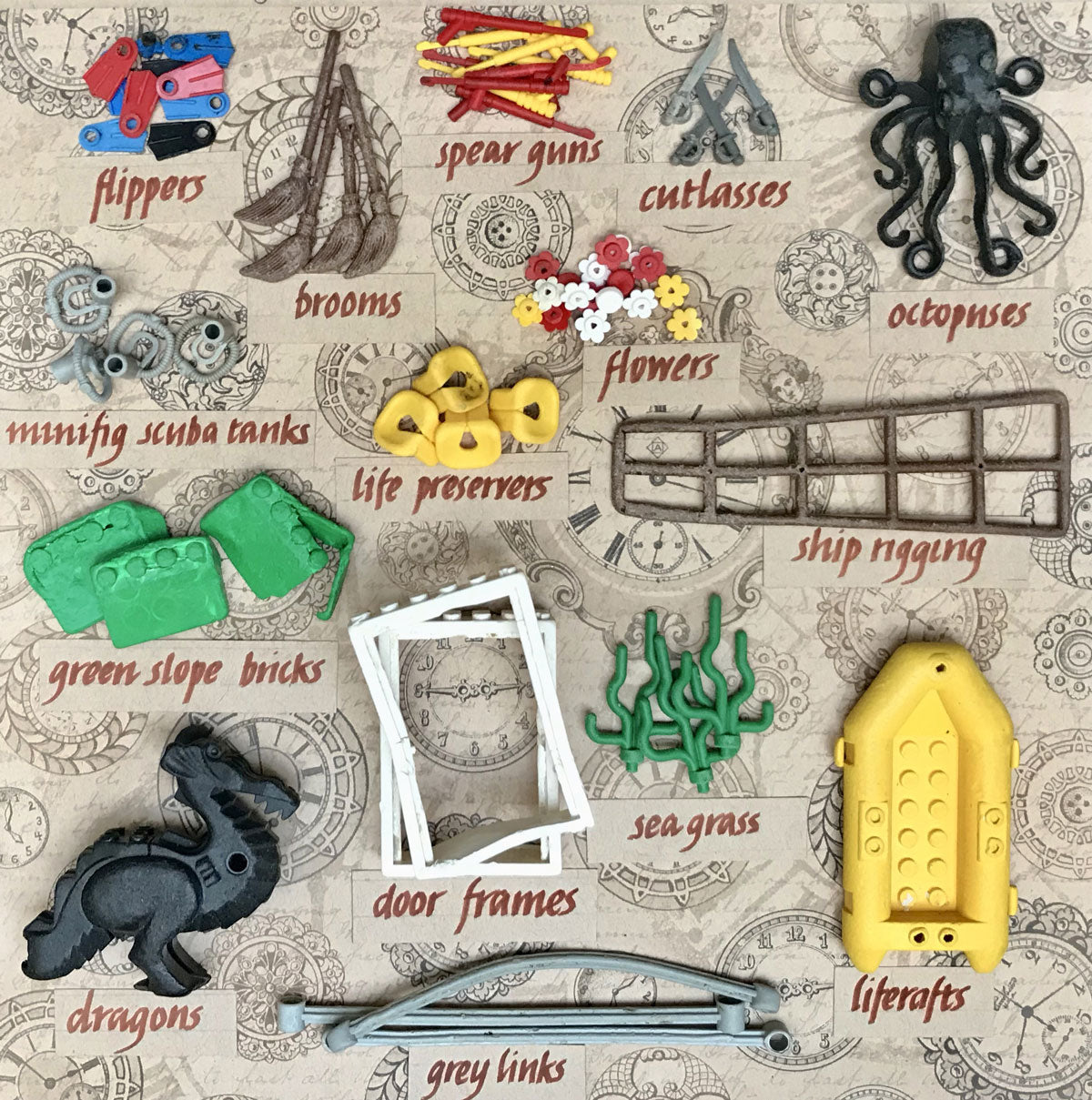 lego lost at sea book beach found container spill