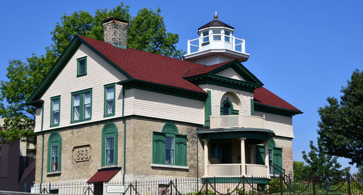lighthouse on great lakes