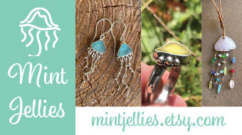 sea glass jewelry and accessories
