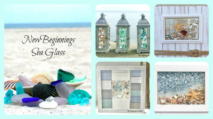 New Beginnings Sea Glass