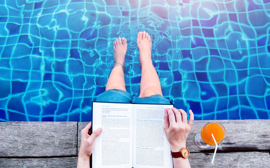 books to read by the pool