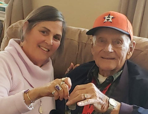 soldier gets dog tags back 60 years later