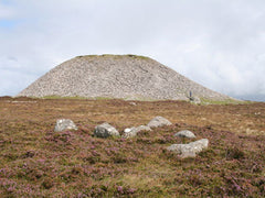 Rock Cairn (Photo © Bob Embleton)