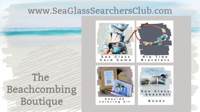 Sea Glass Searchers Club