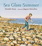 summer with grandma sea glass book