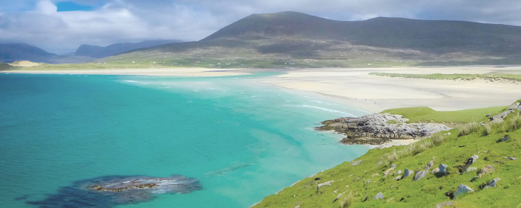 outer hebrides scotland beach