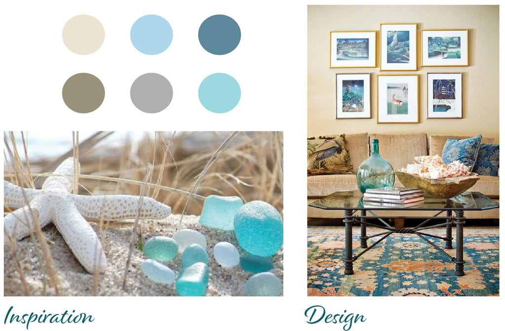 coastal colors for interior design