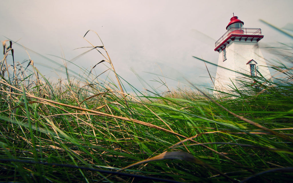 souris lighthouse prince edward island canada