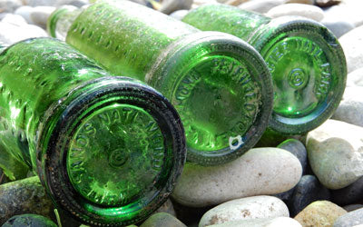 sprite bottles with national parks