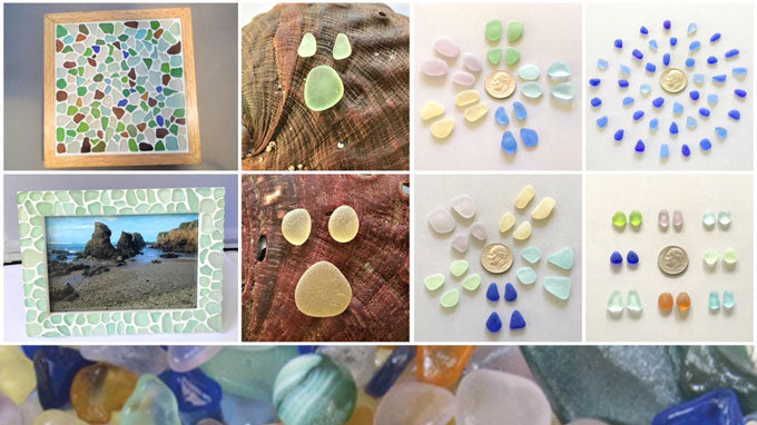 Susan Shaw's Sea Glass