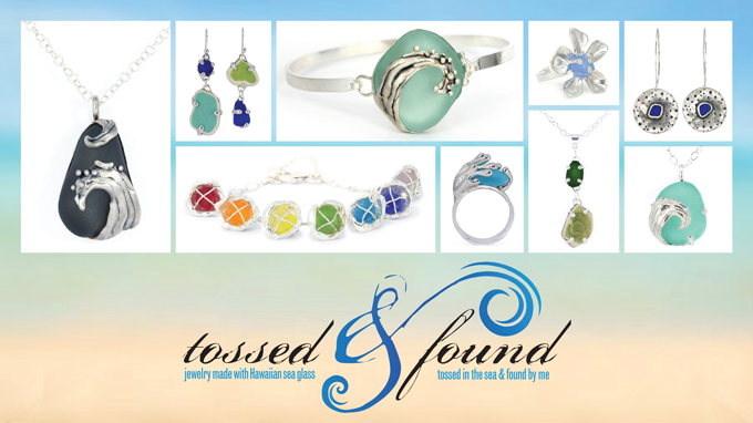Tossed & Found Jewelry Ingrid Lynch