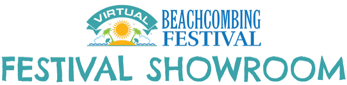 virtual beachcombing festival showroom