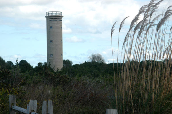 wwii watch tower cape may nj