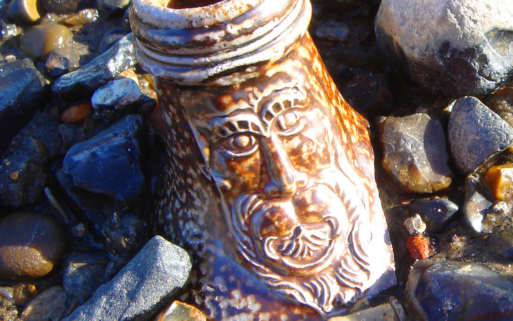 bellarmine witch bottle jug