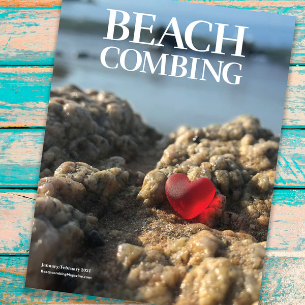 Beachcombing January/February 2021 Issue - PRE-ORDER