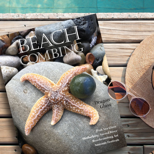 Beachcombing Magazine May/June 2019 Issue - Available in April