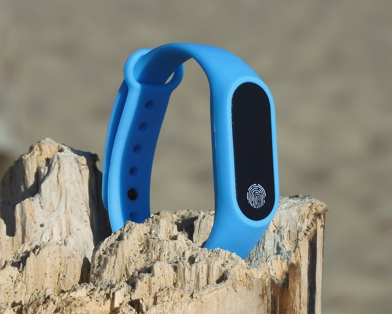 Beach Band - Smart Fitness Activity Tracker Wristband