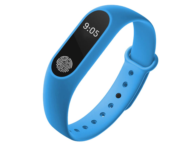 Pedometer - Beach Band - Smart Fitness Activity Tracker Wristband